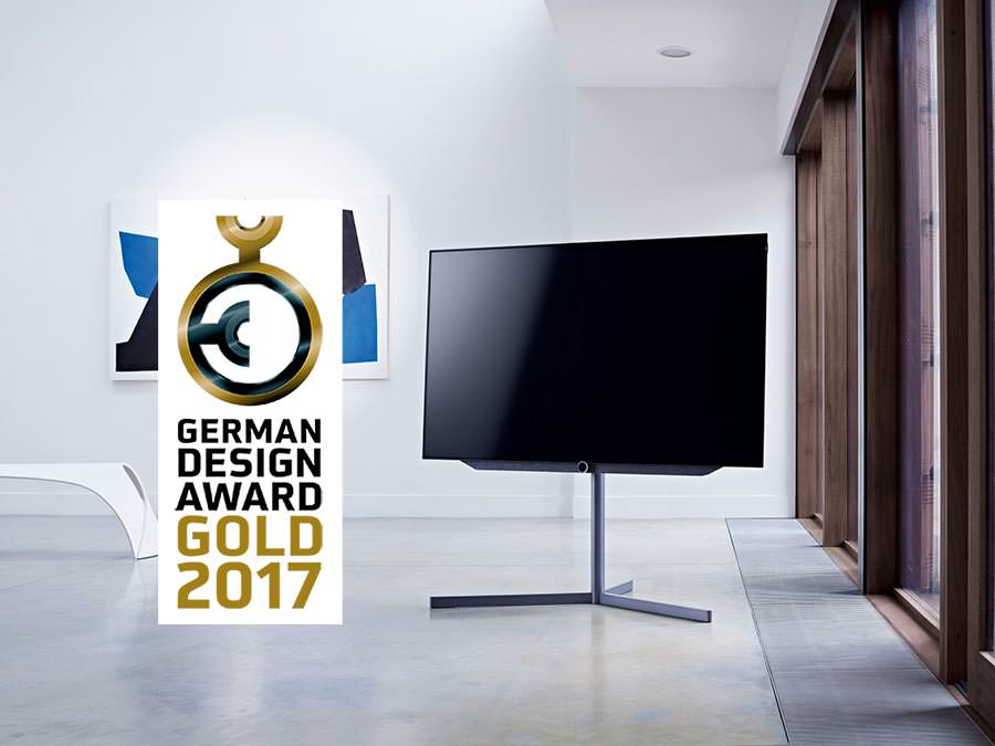 LOEWE Bild 7 German Design Award