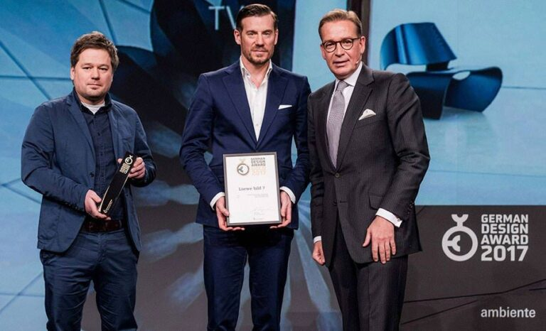 LOEWE gewinnt German Design Award
