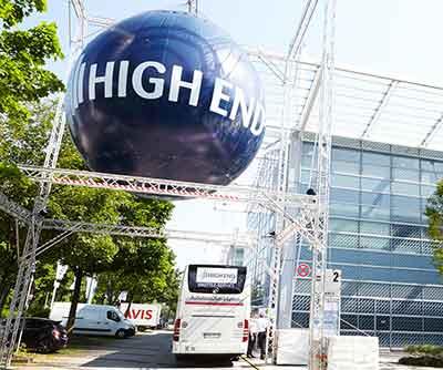 High end 2017 München