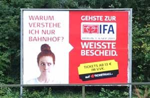 IFA 2017 in Berlin