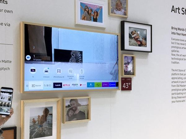 Samsung The-Frame-TV