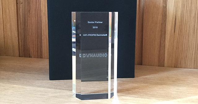 HIFI-PROFIS Bester Partner von Dynaudio
