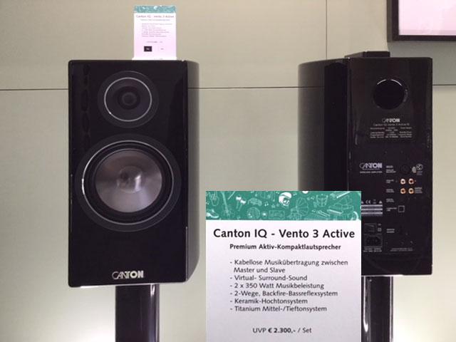 Canton IQ Vento 3 active