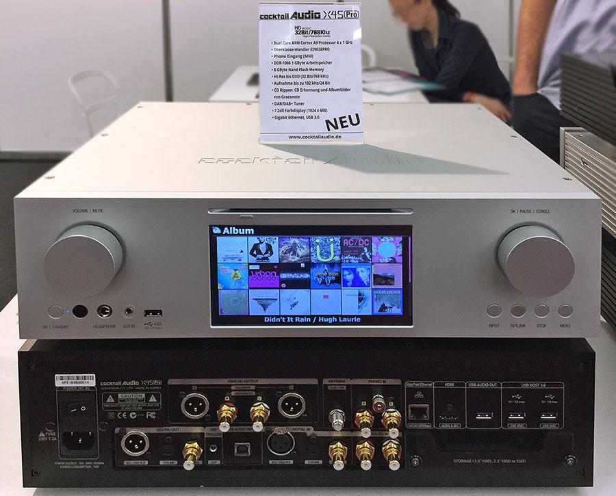 Cocktail Audio X45-Pro