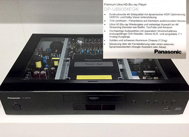 Panasonic DP-UB9004-innen