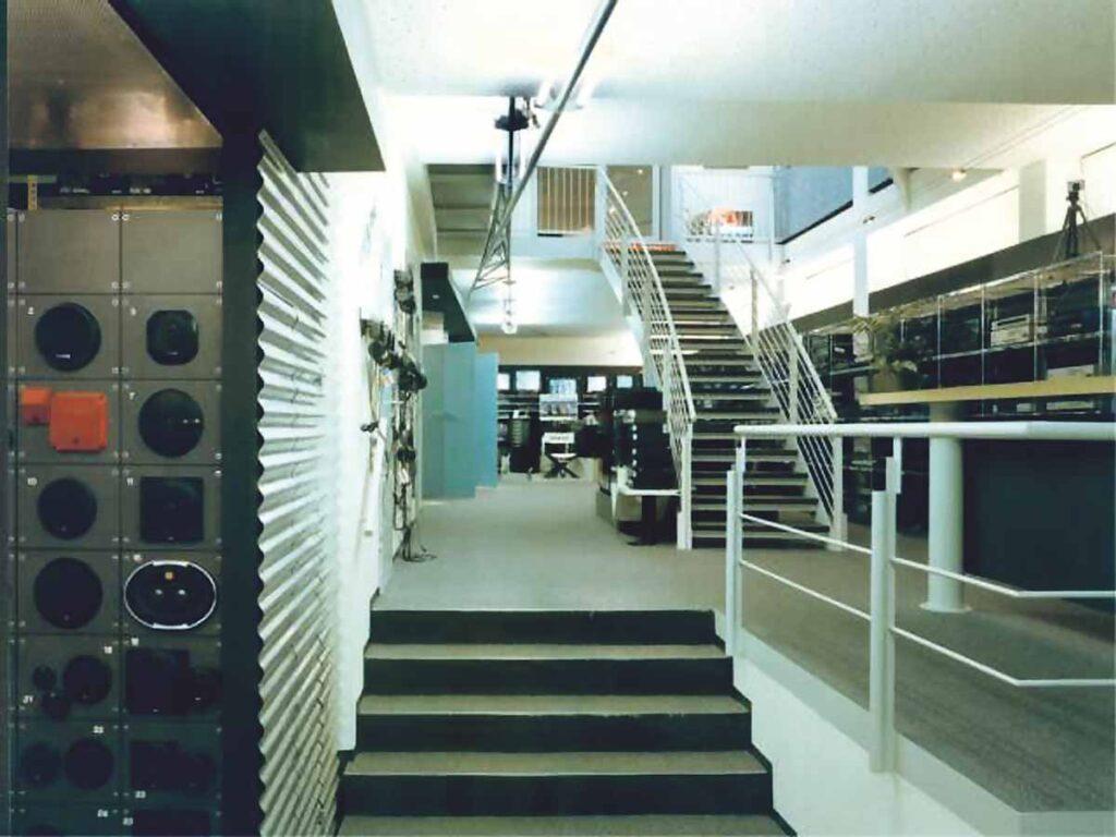 HIFI-PROFIS Darmstadt - Saalbaustrasse alt