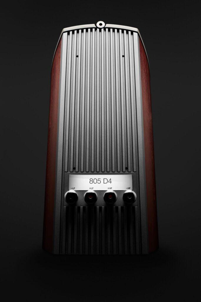 Bowers & Wilkins 805 D4 Draufsicht