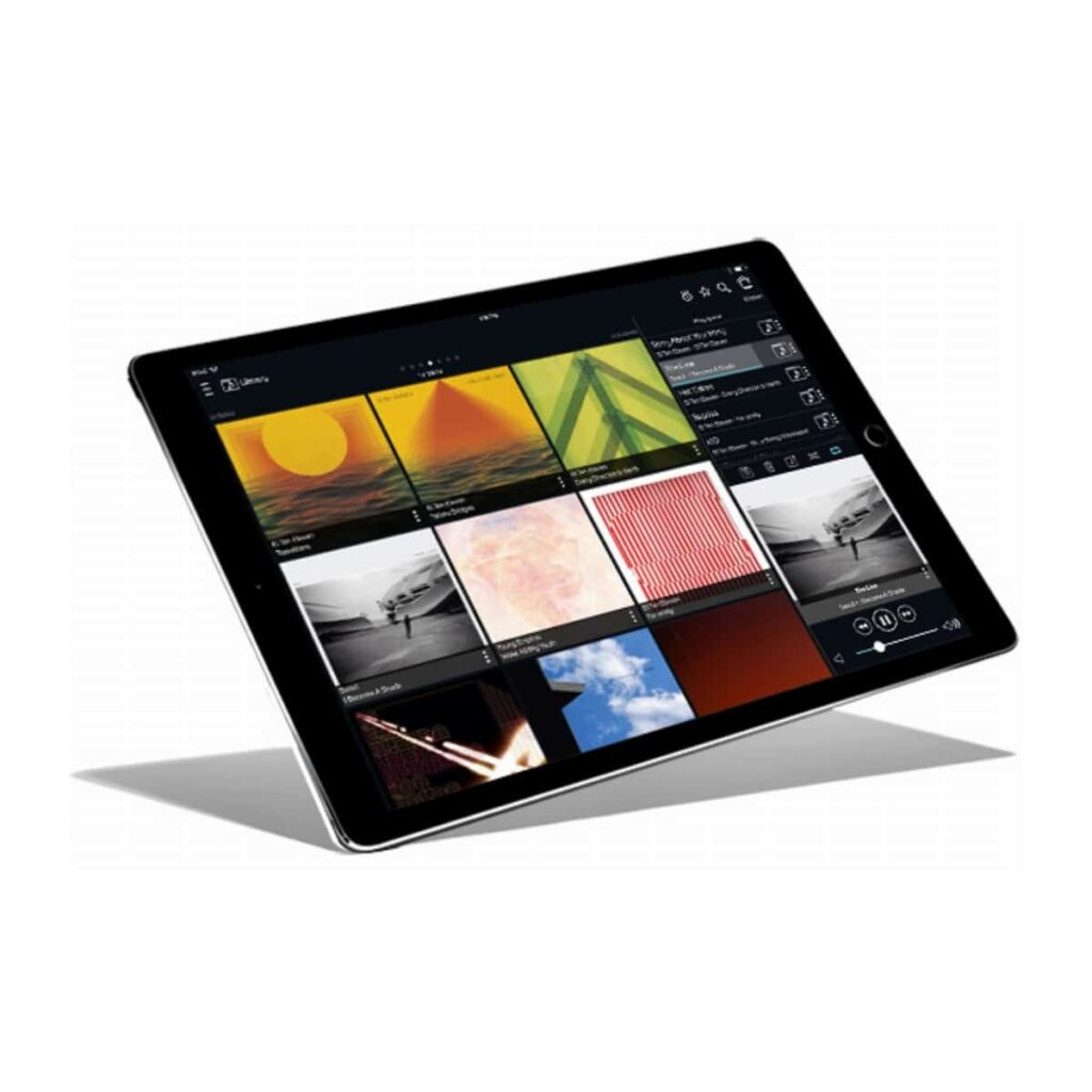 Bluesound Powernode 2 Tablet