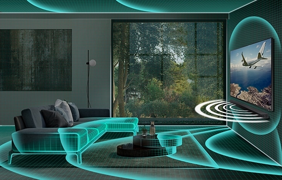 Samsung HW-Q950A/ZG Spacefit Sound