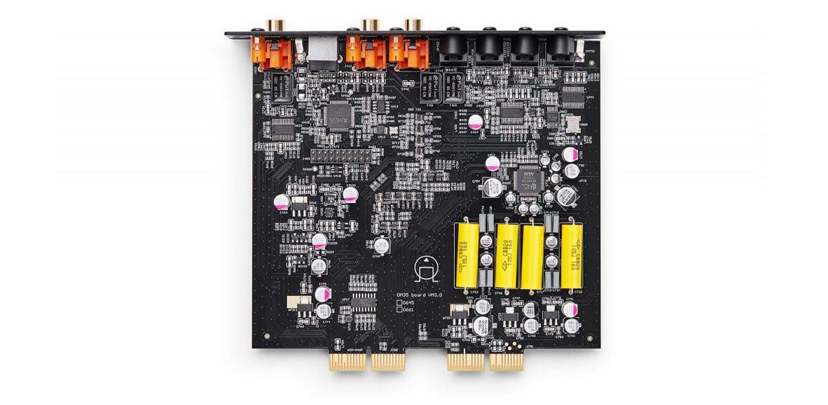 primare dm35 digital to analog converter modul