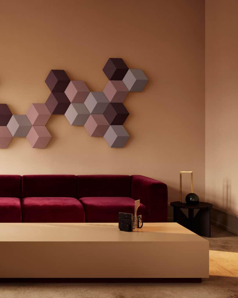 Bang & Olufsen Beosound Shape Wohnzimmer