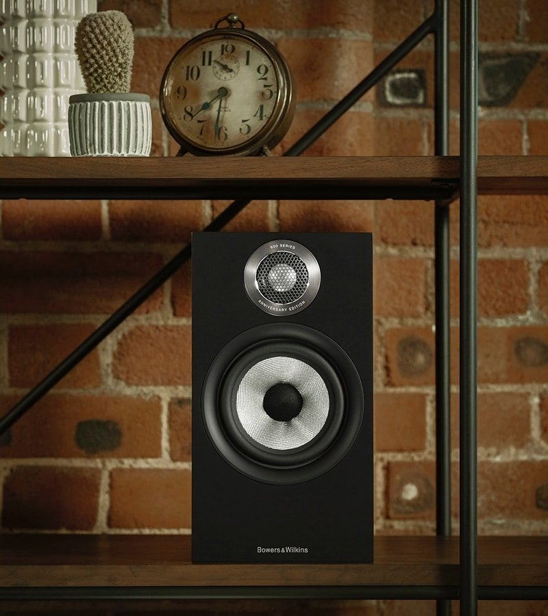 Bowers Wilkins 607 S2 Anniversary Edition