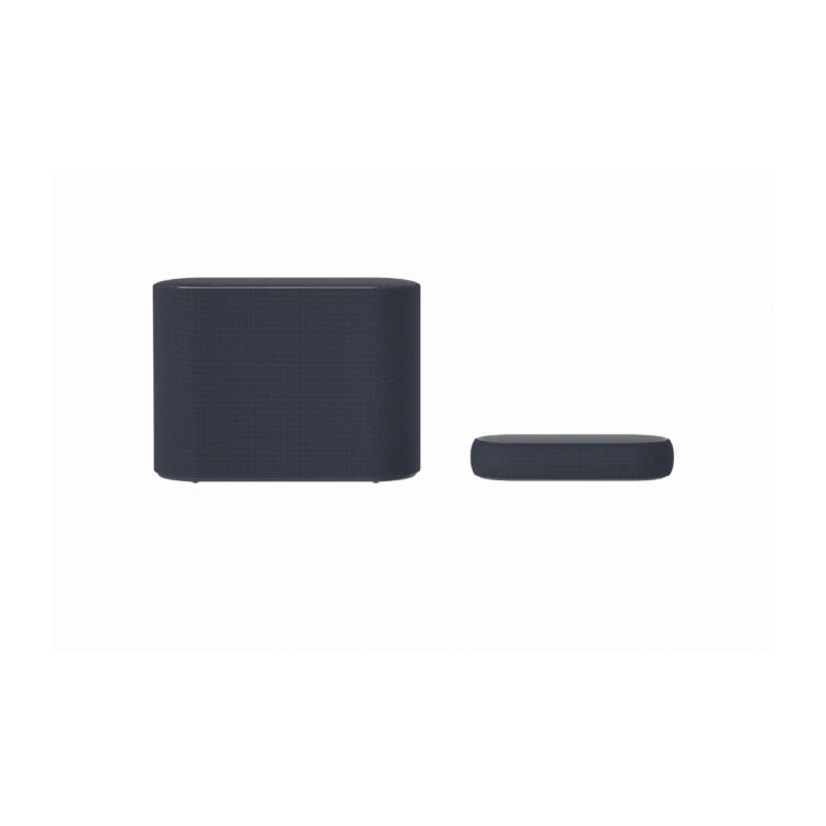 LG DQP5 Grau Produktbild 1