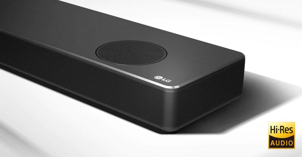 LG Soundbar DSN11RG mit 7.1.4-Kanälen