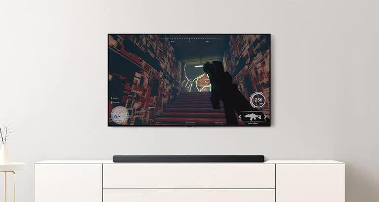 LG DSP9YA Soundbar Meridian Klein 3